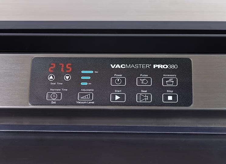 Vacmaster Pro 380 Vacuum Sealers Unlimited